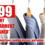 Dry clean services austin texas rick's cleaners