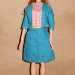 How you can clean vintage barbie dolls clothes