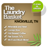 Laundry pickup service, laundry delivery service