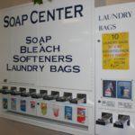 Laundry »  vending services