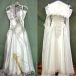 Looking after your dream wedding gown