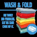 Wash n fold